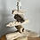 Thumbnail: Driftwood Table Lamp - supplied without shade