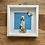 Thumbnail: Seagull on Post Artwork