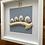 Thumbnail: Family of Four Seagulls Artwork