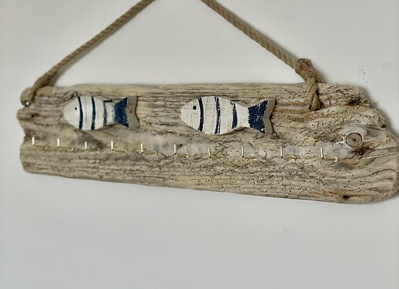 Driftwood Key Hanger/Rack