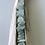 Thumbnail: Driftwood and Sea Glass Wall Art
