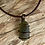 Thumbnail: Olive Green Seaglass Necklace