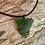 Thumbnail: Green Seaglass Necklace