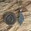 Thumbnail: Light Blue Seaglass Necklace