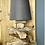 Thumbnail: Driftwood Table Lamp with shade