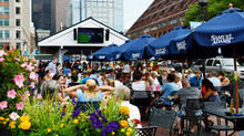 Boston's Best Outdoor Bars For Summer 2018