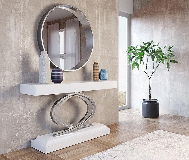 Consola entrada recibidor oferta Franco Furniture PR41