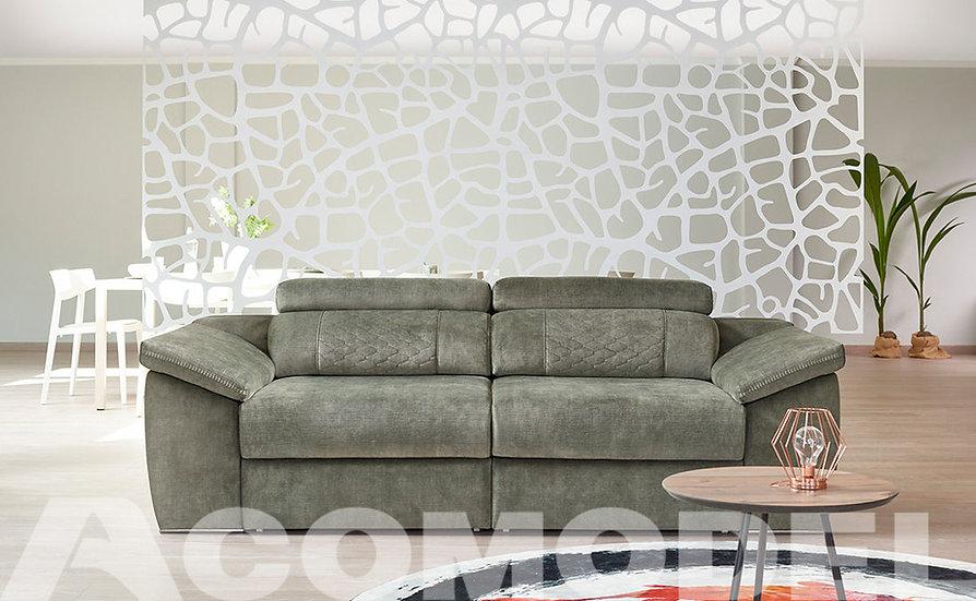 Sofá 2 asientos extraíble con motor Aruma de Acomodel