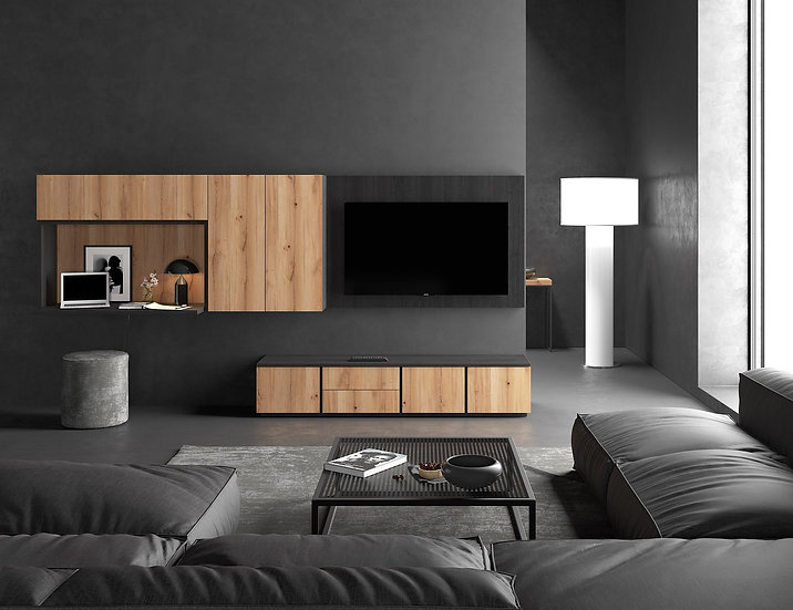Mueble de salón Oferta mod. Muss 5