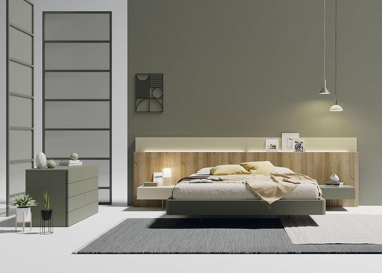 Dormitorio Oferta mod. Paralex