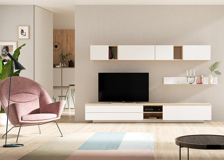Mueble de salón Oferta mod. Muss 3