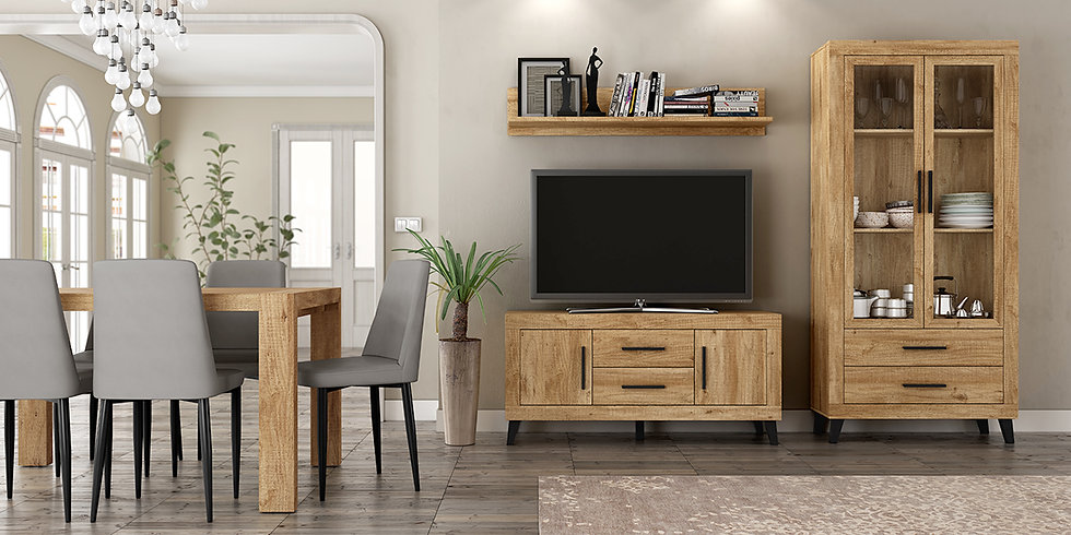 Mueble de salón Oferta mod. AZ 320