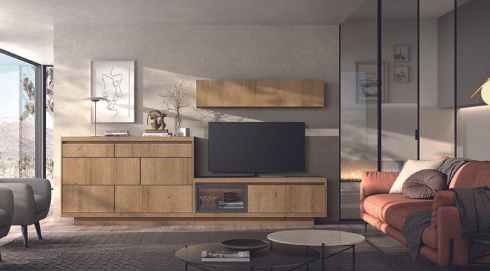 Mueble de salón Oferta mod. Regal 85