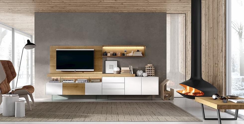 Mueble de salón Oferta mod. Regal 10