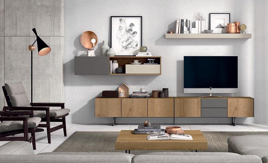 Mueble de salón Oferta mod. Regal 08