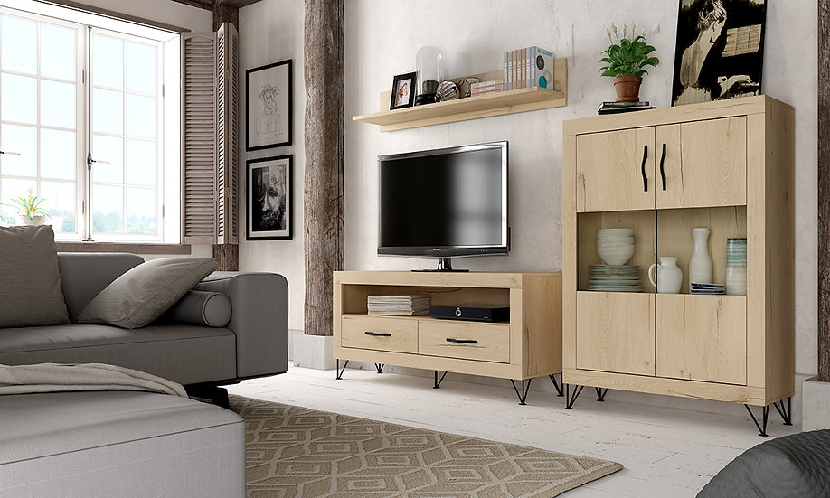 Mueble de salón Oferta mod. AZ 314
