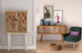 ofertas mueble vintage