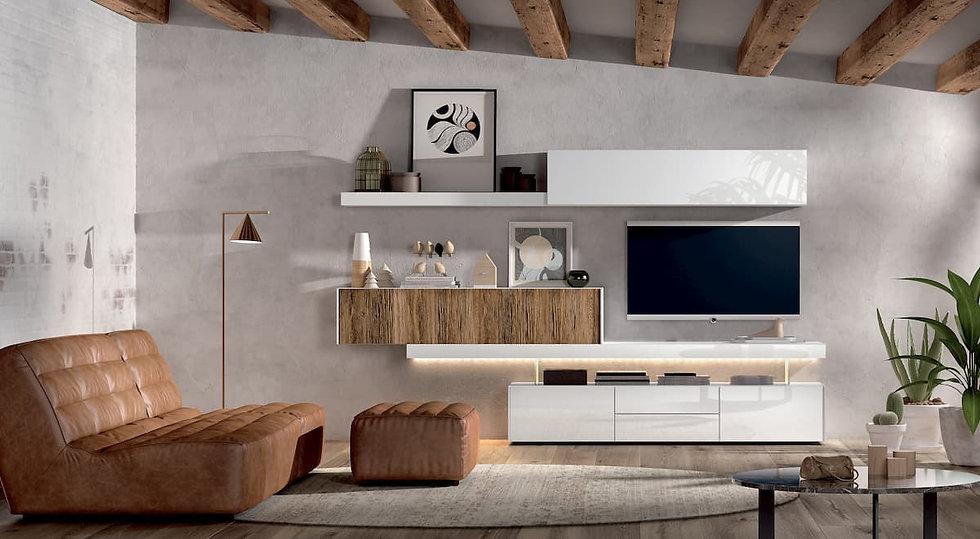 Mueble de salón Oferta mod. Regal 09
