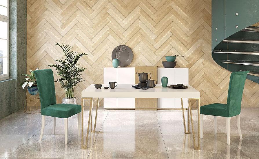 Mesa de comedor oferta Franco Furniture PR06