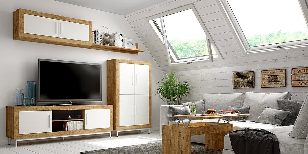 Mueble de salón Oferta mod. AZ 338
