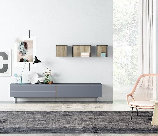 Mueble de salón Oferta mod. Muss 2