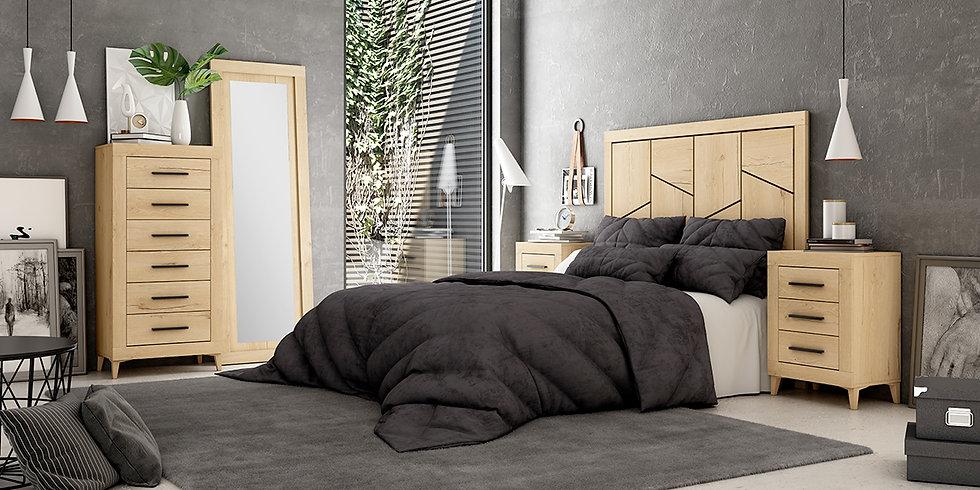 Dormitorio Oferta mod. AZ 401