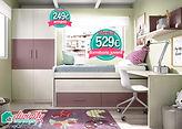 ofertas dormitorios juveniles