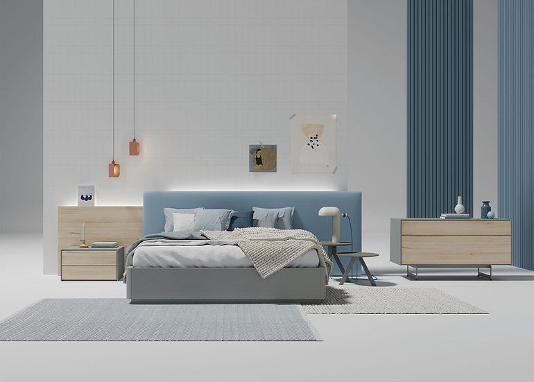 Dormitorio Oferta mod. Plane