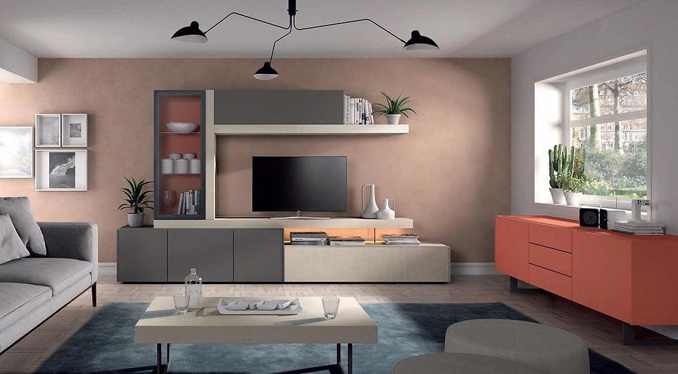 Mueble de salón Oferta mod. Regal 06