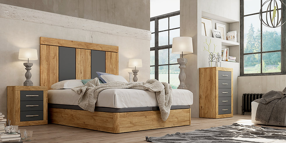 Dormitorio Oferta mod. AZ 403
