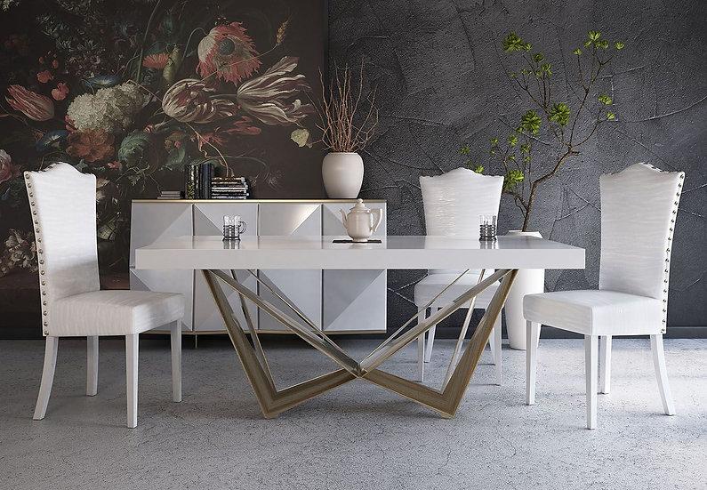 Mesa de comedor oferta Franco Furniture PR05