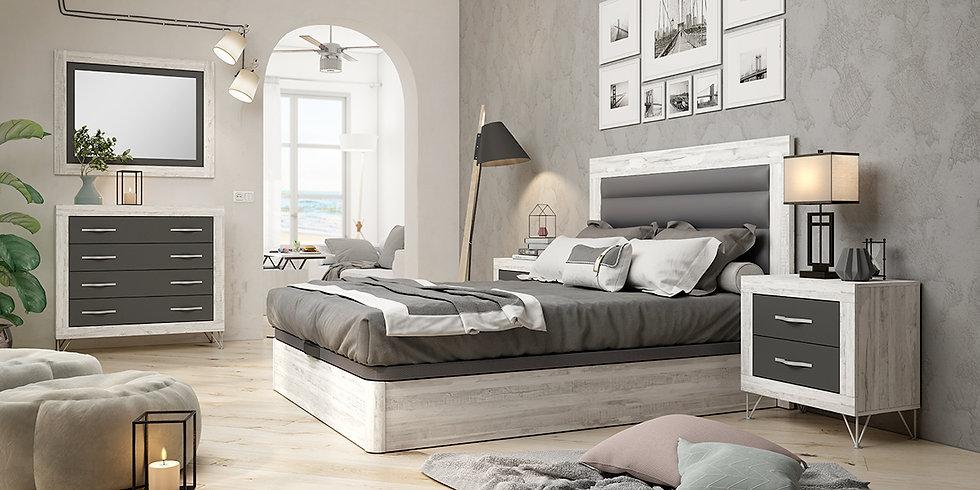 Dormitorio Oferta mod. AZ 404