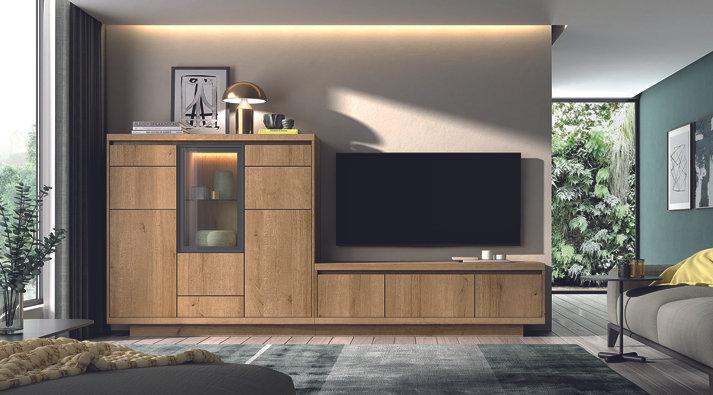 Mueble de salón Oferta mod. Regal 95
