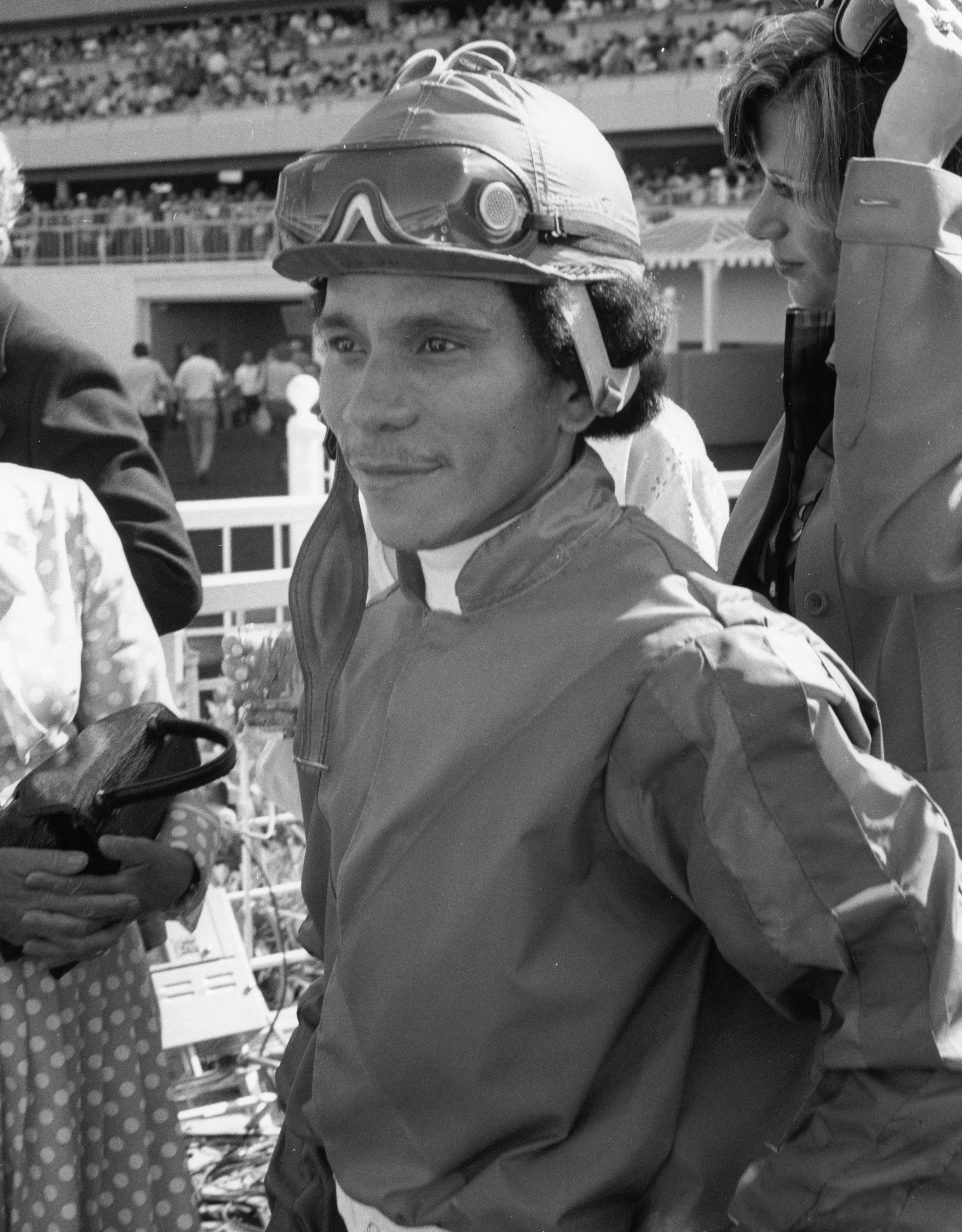 Jockey Jorge Velasquez