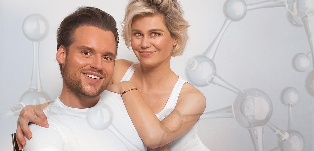 Micronähstfoffberater und Mykotherapeut Manuel Jacob berät dich zu Vitaminen und Co. EWA MEDICAL BEAUTY  ist dein Premium Standort für Hydrafacial, is Clinical und Reviderm in München, Ludwigsvorstadt.