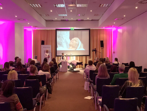 EWA als Speakerin des Medical Beauty Symposiums