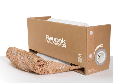 New to Eco Packaging Soulutions The Geami WrapPak® EX MINI!