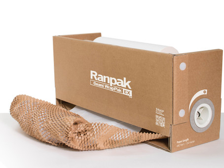 New to Eco Packaging Solutions The Geami WrapPak® EX MINI!
