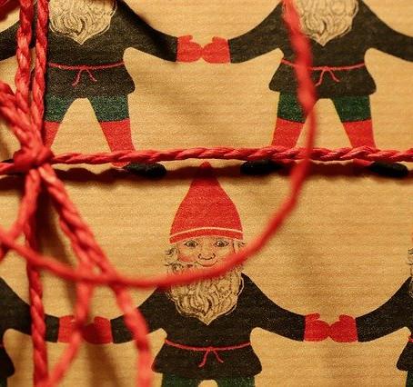 Santa's little Re-cycle Helpers