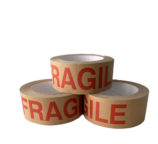 Paper Kraft Fragile Tape