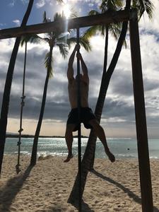 Getting your beach body ready