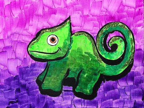 #41- Chameleon
