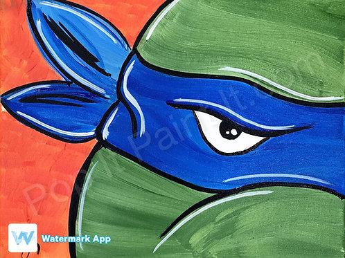 #30- Ninja Turtle