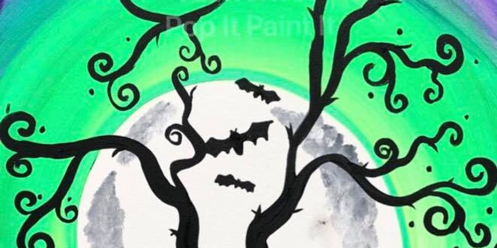Spooky Tree (Kids welcomed)