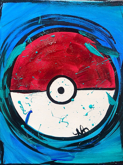 #24- Pokemon Ball