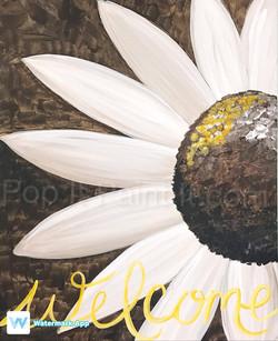 Sunflower Welcome