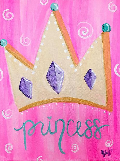 #32- Princess Crown