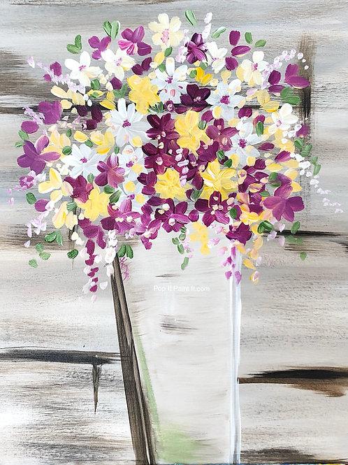 #13- Farm Vase