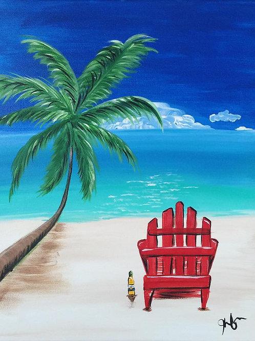 #61- Beach Chair