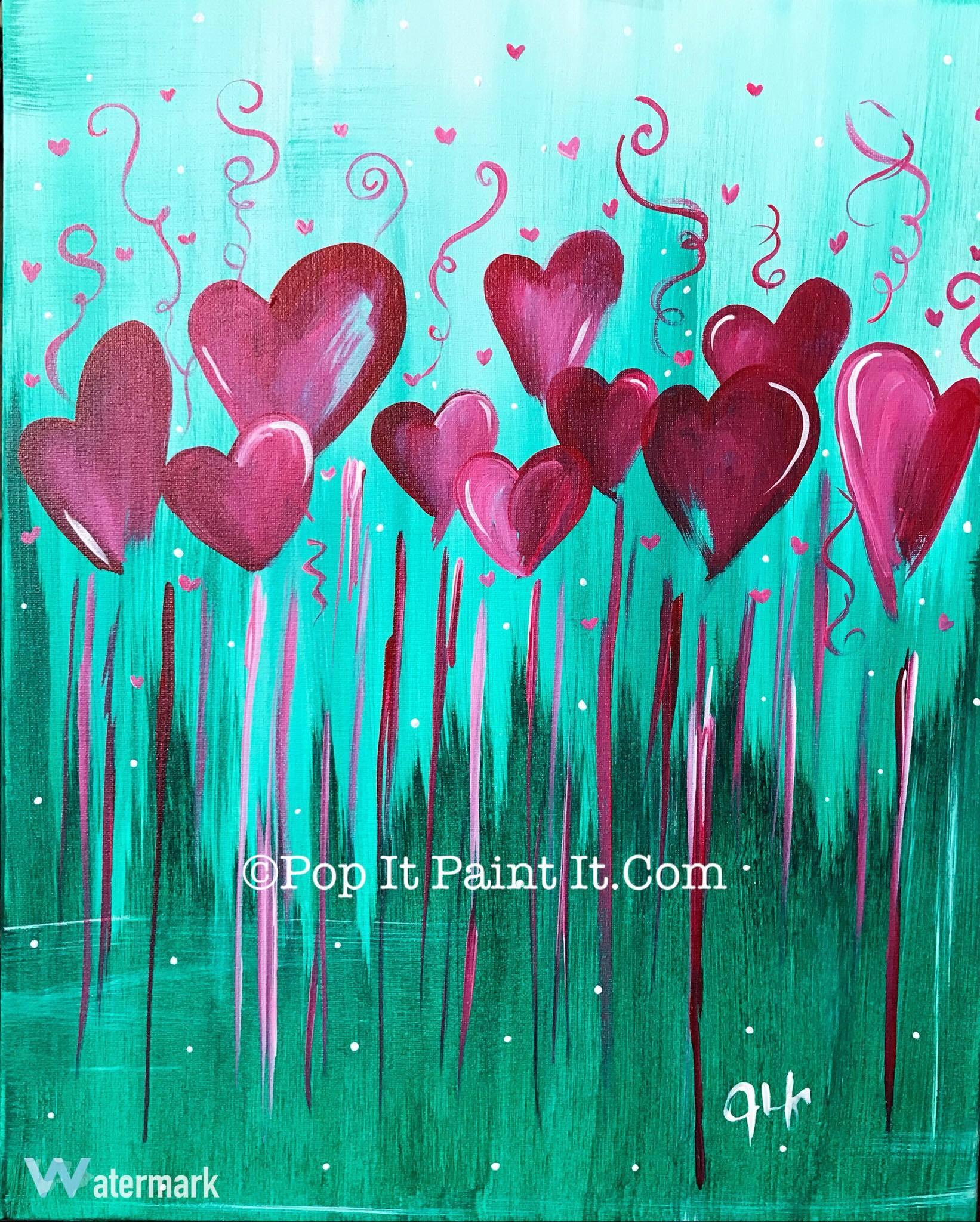 Feild of hearts